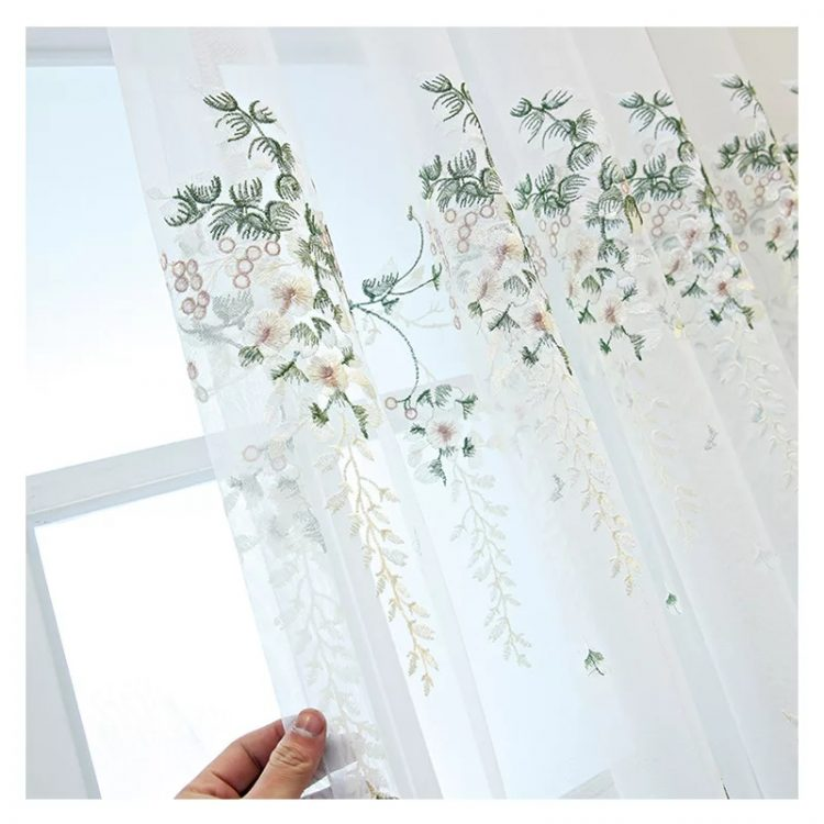 ready made curtains Floral Curtains
