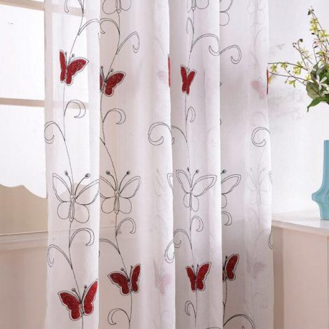 Girls Curtains eyelet curtains