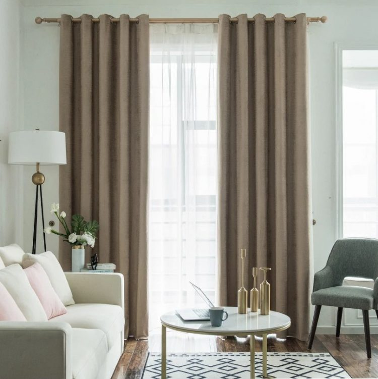 Luxury Velvet Curtains High Shading(70%-90%) | Edit Home UK