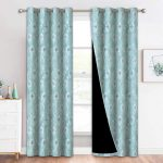 Full 100% Blackout Curtains Vintage Style Luxury | Edit Home